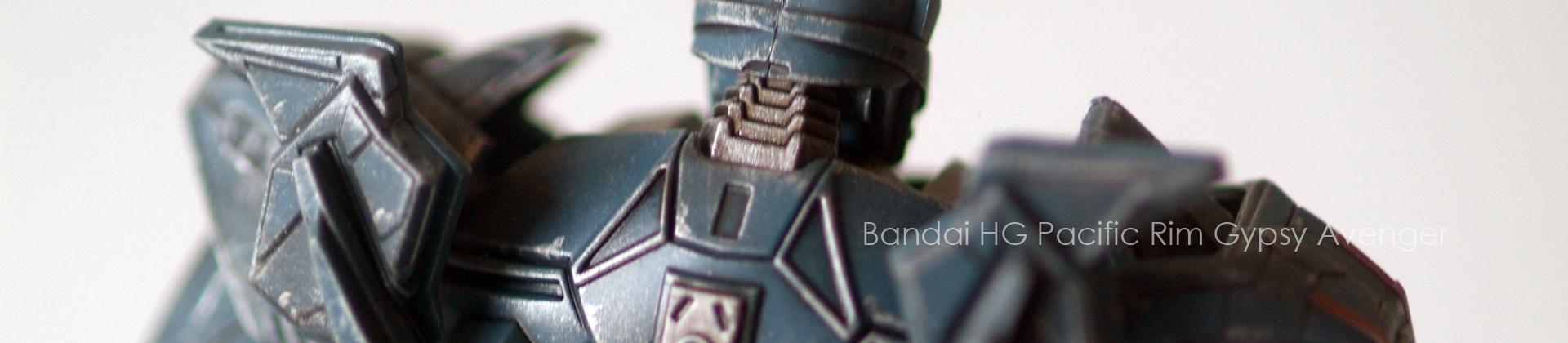 Bandai Pacific Rim – HG 1/144 Gypsy Avenger