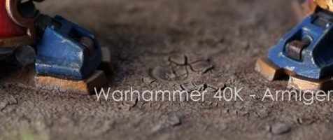 Games Workshop – Warhammer 40K – Armiger Warglaives