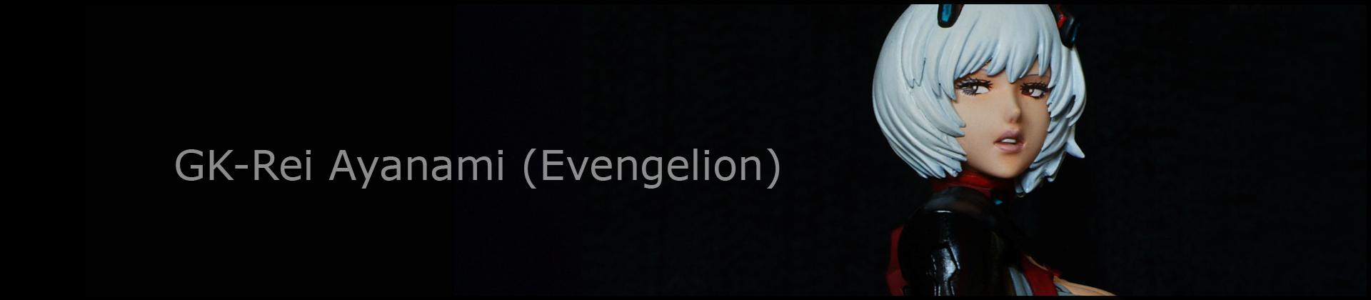 GK-Rei Ayanami (Evengelion)